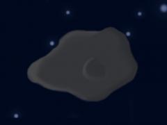 Meteorite vs asteroid