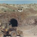 Ash peak mine