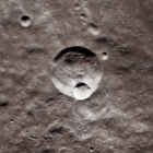 hawke grotrian crater